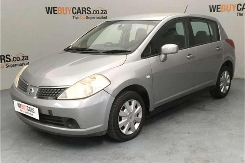 2008 Nissan Tiida hatch 1.6 Visia+