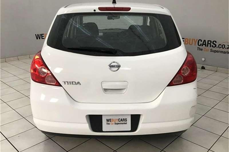 2011 Nissan Tiida hatch 1.6 Visia+