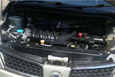 Nissan Tiida sedan 1.6 Acenta 2007