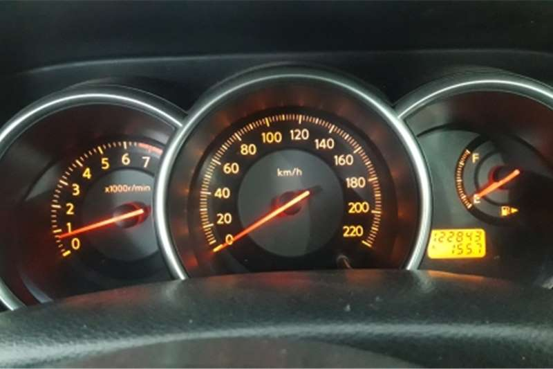 Nissan Tiida sedan 1.6 Acenta 2010