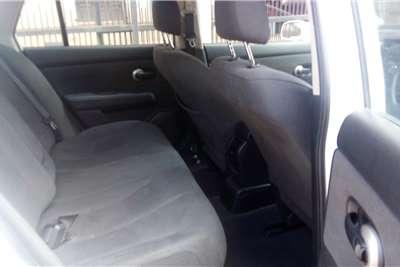Used 2010 Nissan Tiida sedan 1.6 Acenta