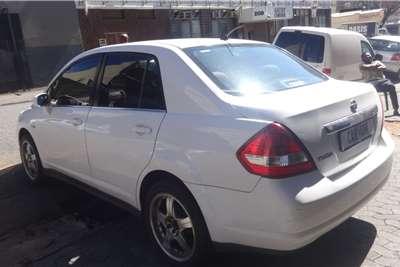 Nissan Tiida sedan 1.6 Acenta 2011