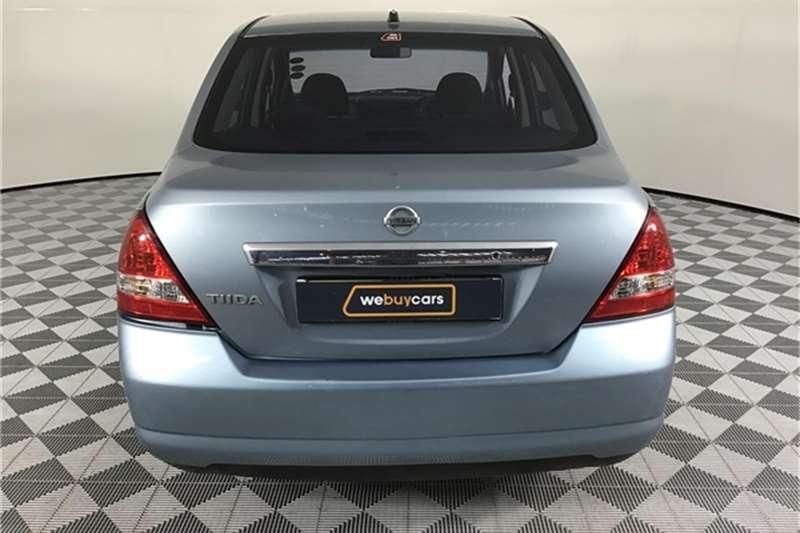 Nissan Tiida sedan 1.6 Visia+ 2006