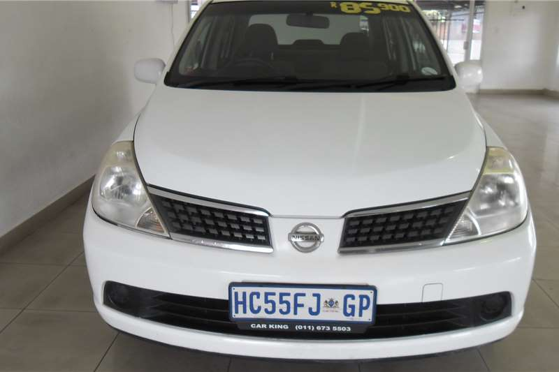 Used 2011 Nissan Tiida sedan 1.6 Visia+