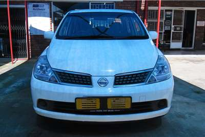 Used 2012 Nissan Tiida sedan 1.6 Visia+