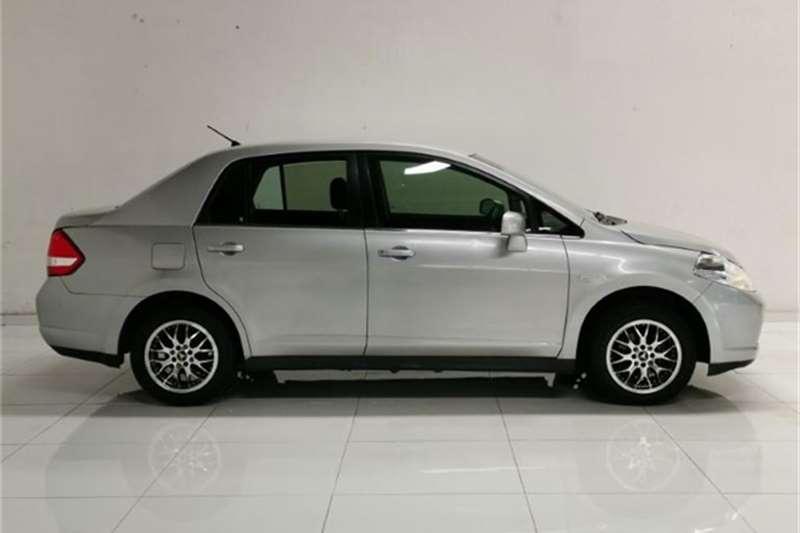 Used 2013 Nissan Tiida sedan 1.6 Visia+