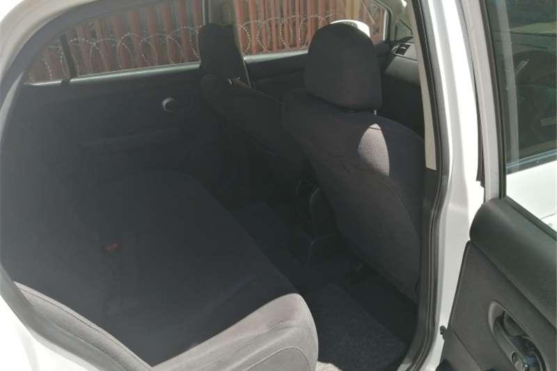 Nissan Tiida sedan 1.6 Visia+ auto 2008