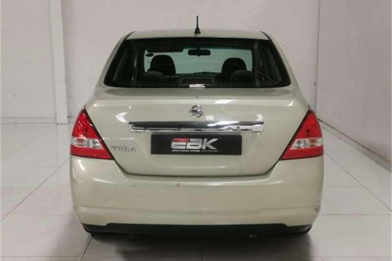 Used 2010 Nissan Tiida sedan 1.6 Visia+ auto