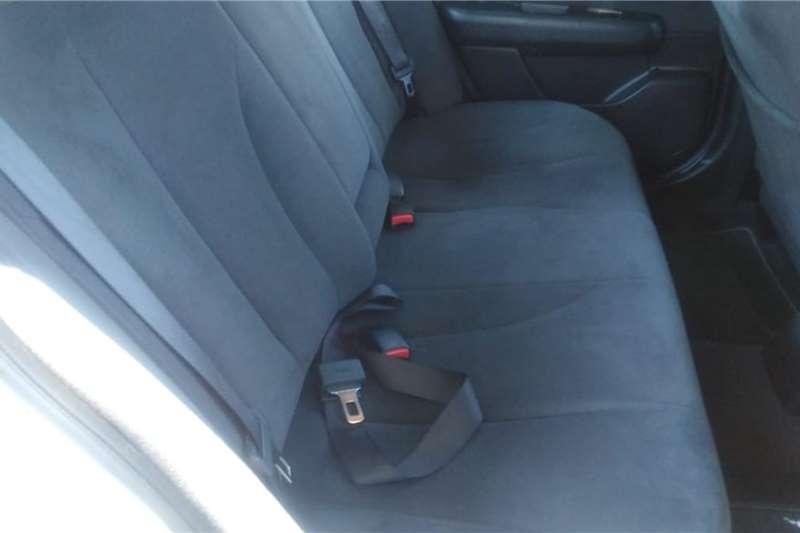 Nissan Tiida sedan 1.6 Visia+ auto 2011