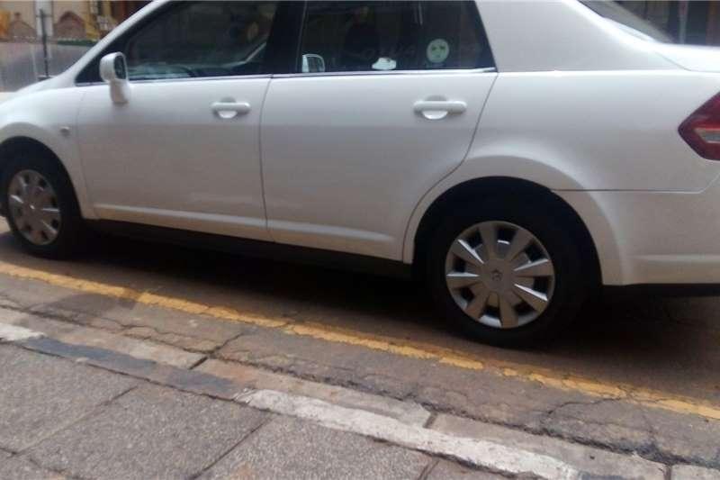 2011 Nissan Tiida Tiida sedan 1.6 Visia+ auto