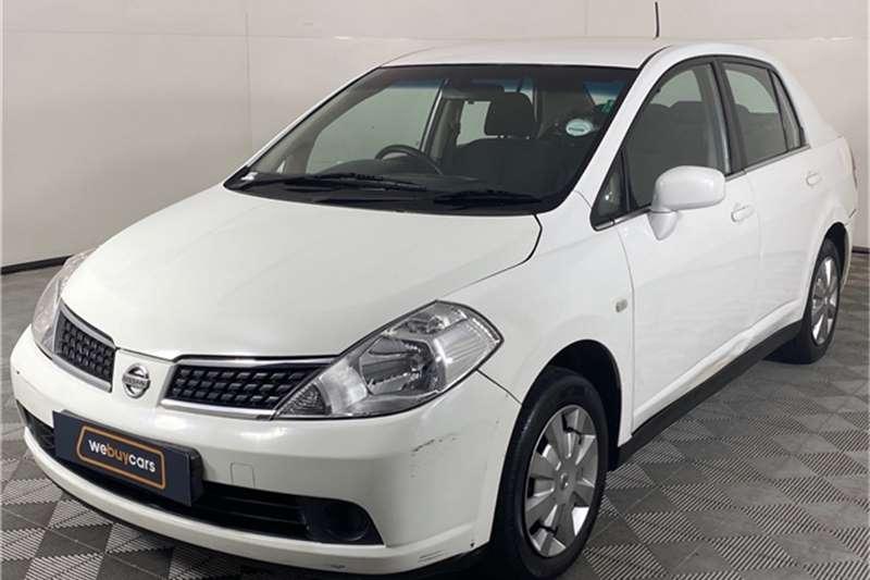 2013 Nissan Tiida Tiida sedan 1.6 Visia+ auto