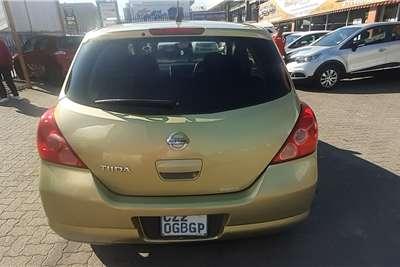 Used 2006 Nissan Tiida sedan 1.8 Acenta