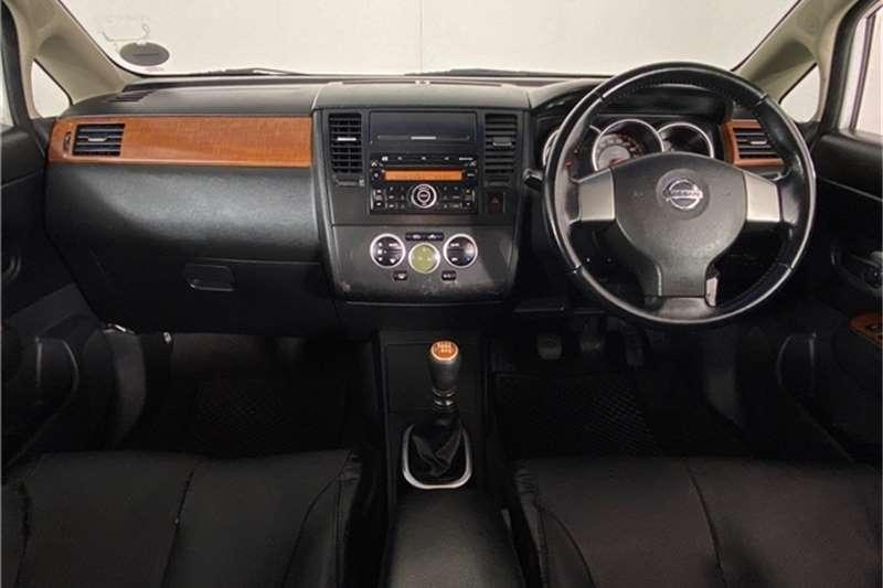 2009 Nissan Tiida Tiida sedan 1.8 Acenta