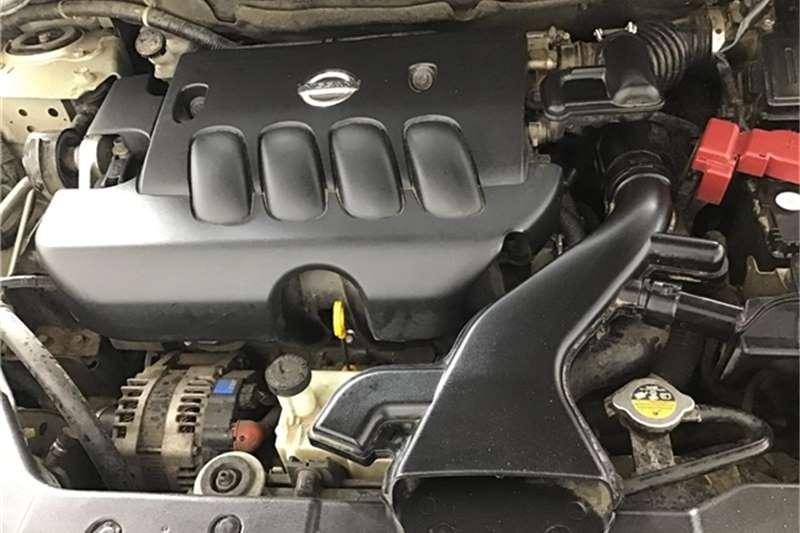 Nissan Tiida sedan 1.8 Acenta 2012