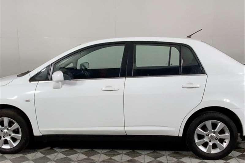 2012 Nissan Tiida Tiida sedan 1.8 Acenta