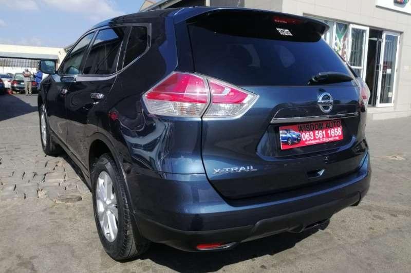 Used 2015 Nissan X-Trail 1.6dCi 4x4 SE