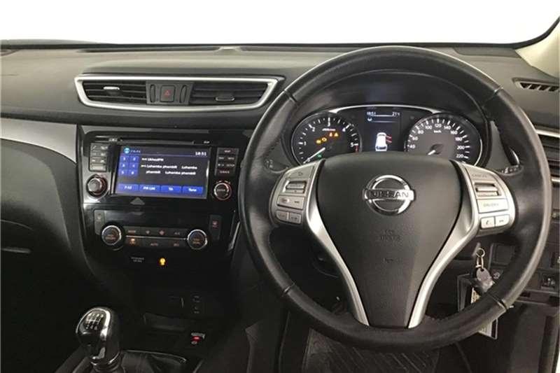 Nissan X-Trail 1.6dCi 4x4 SE 2016