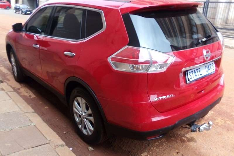 Used 2016 Nissan X-Trail 1.6dCi 4x4 SE