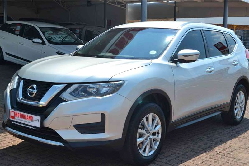 Nissan X-Trail 1.6DCi Visia 7 Seater 2017