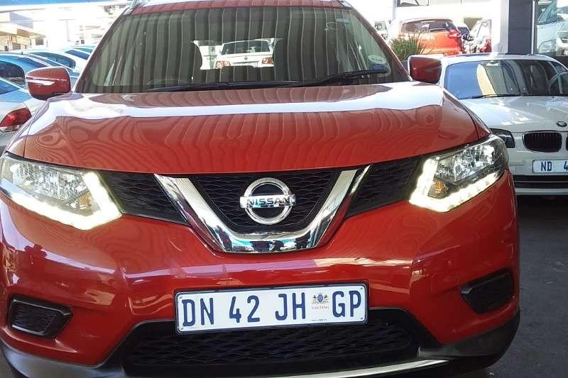 Nissan X-Trail 1.6dCi XE 2015