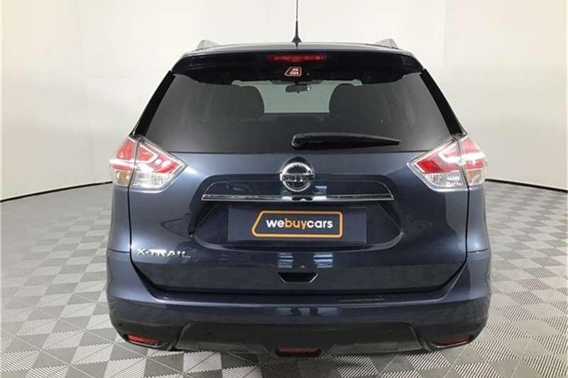 Nissan X-Trail 1.6dCi XE 2017