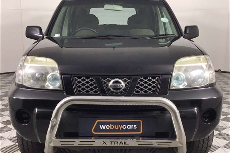 2008 Nissan X-Trail X-Trail 2.0