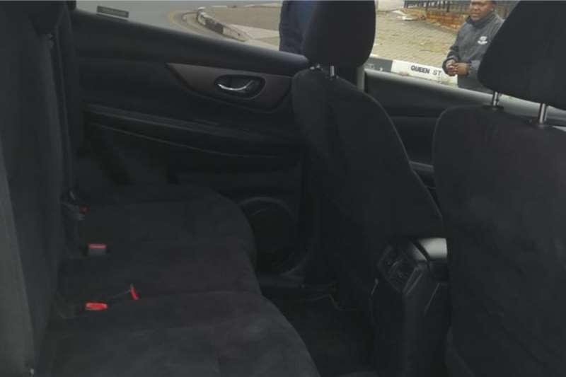Nissan X-Trail 2.0 2014