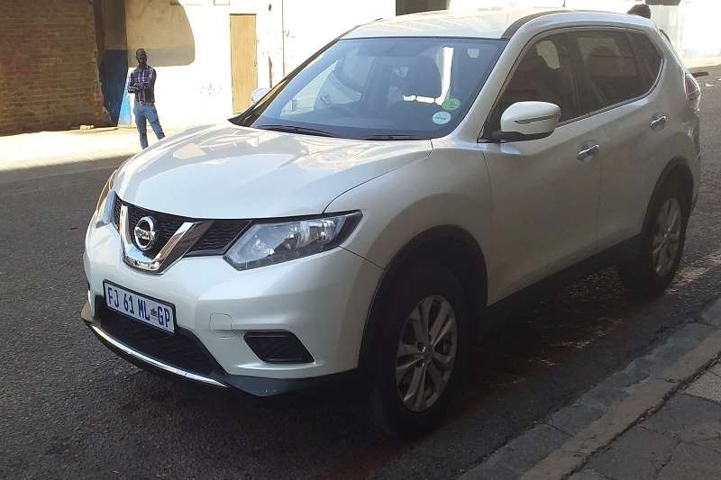 Used 2016 Nissan X-Trail 2.0