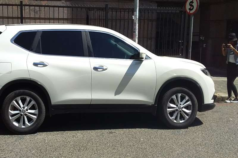 Used 2017 Nissan X-Trail 2.0