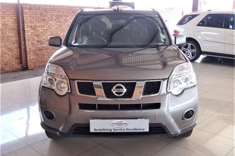 Nissan X-Trail 2.0 XE 2013