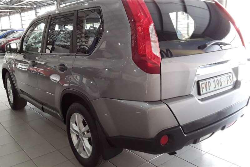 2013 Nissan X-Trail X-Trail 2.0 XE
