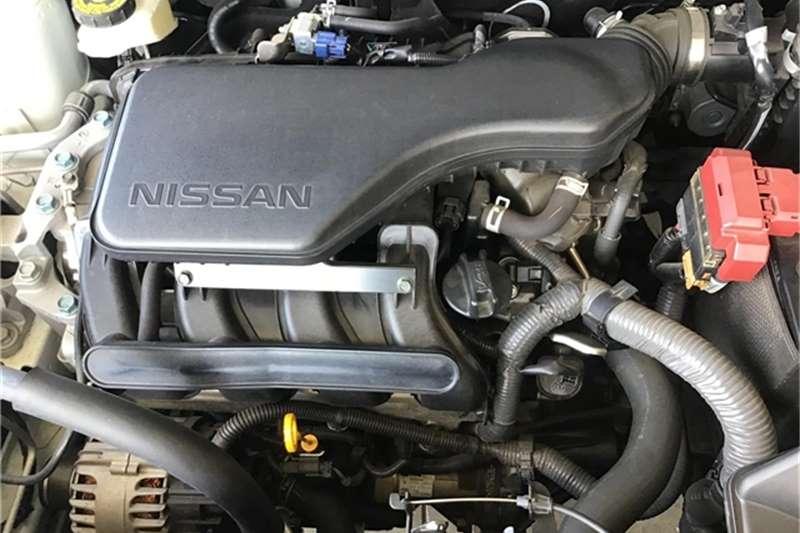 Nissan X-Trail 2.0 XE 2016