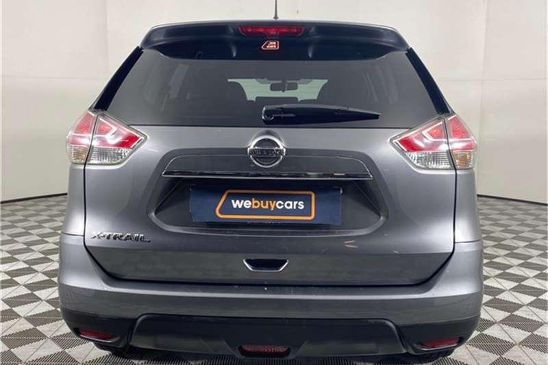 2016 Nissan X-Trail X-Trail 2.0 XE