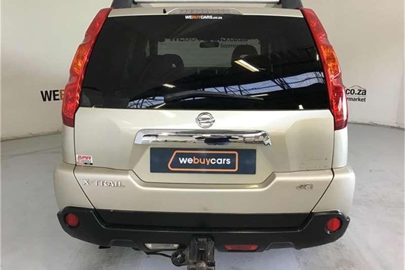 Nissan X-Trail 2.0dCi 4x4 LE 2009