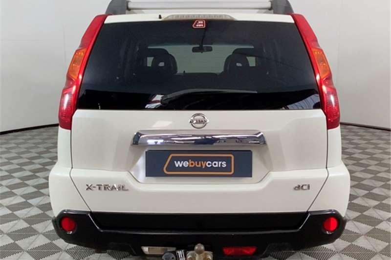 2009 Nissan X-Trail X-Trail 2.0dCi 4x4 LE automatic