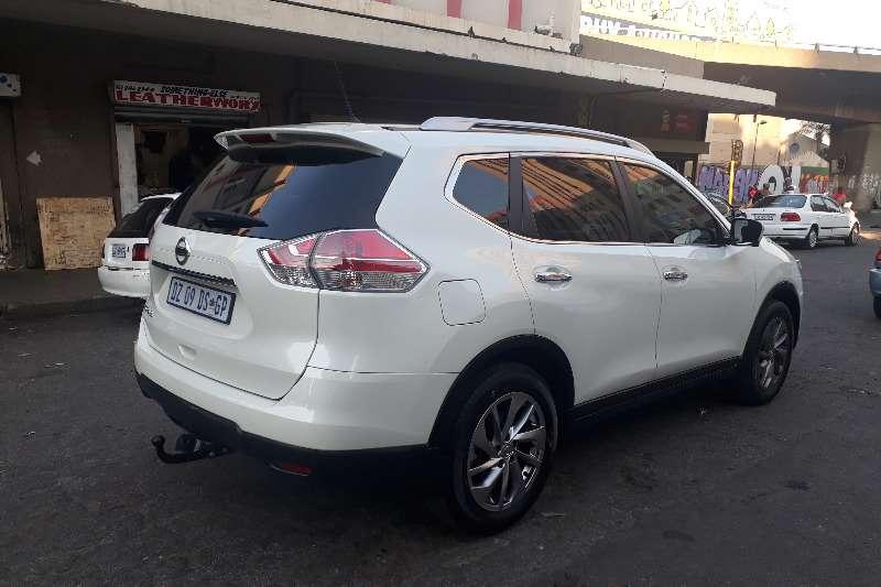 Nissan X-Trail 2.0dCi 4x4 LE automatic 2016