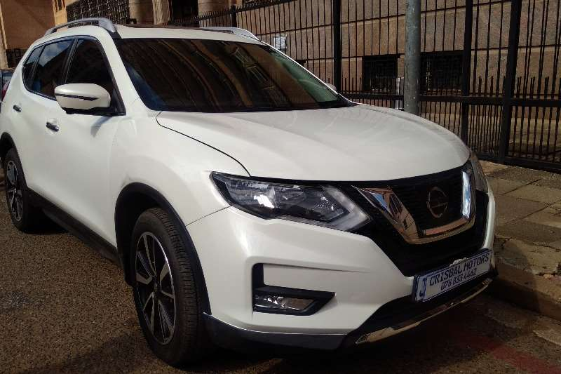Used 2019 Nissan X-Trail 2.0dCi 4x4 LE automatic