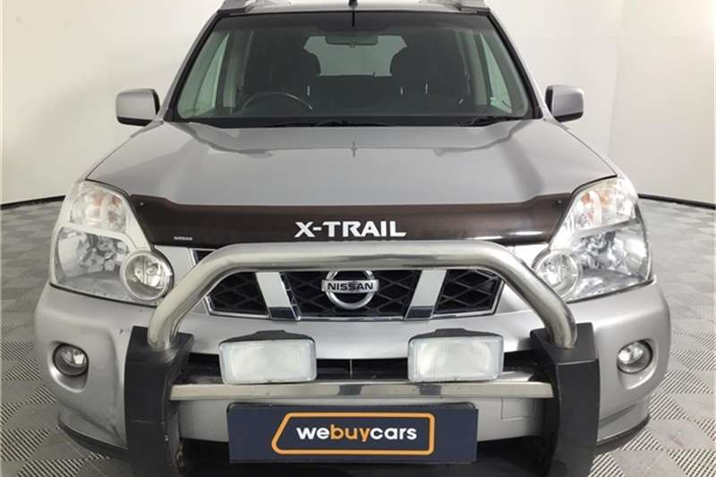 Nissan X-Trail 2.0dCi 4x4 SE 2009