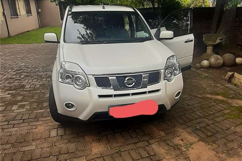 Used 2013 Nissan X-Trail