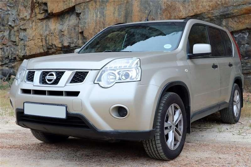 Nissan X-Trail 2.0dCi XE 2012