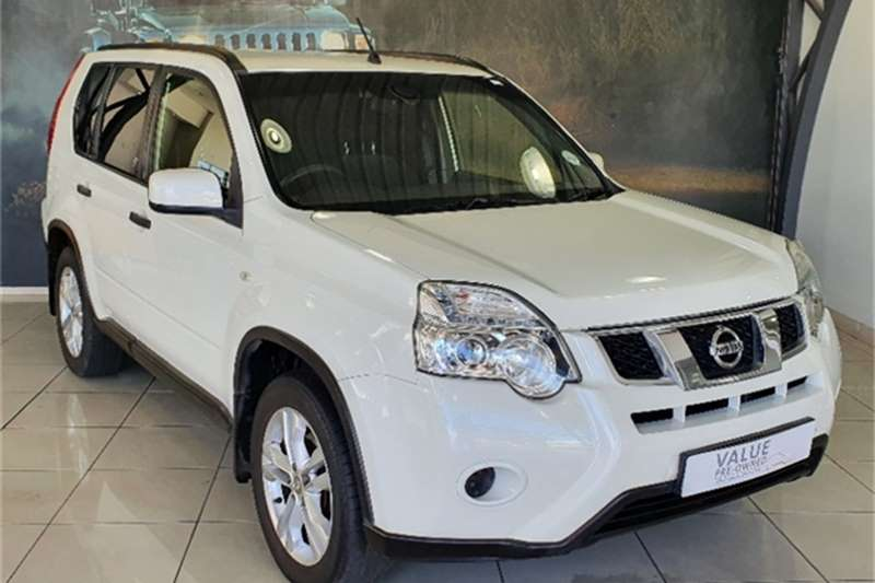 Nissan X-Trail 2.0dCi XE 2014
