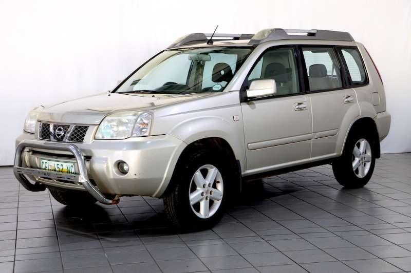 Nissan X-Trail 2.2D 4x4 Sel 2006