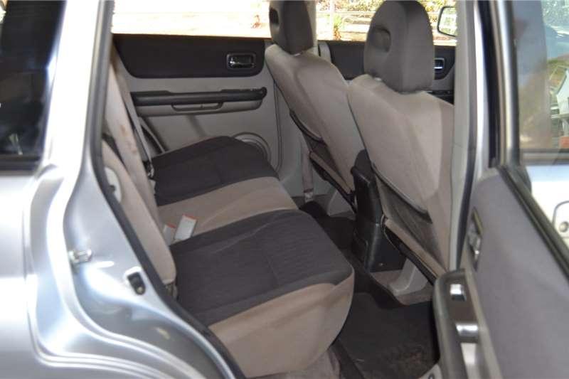 2006 Nissan X-Trail X-Trail 2.2D 4x4 SEL