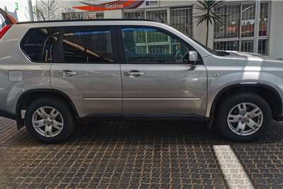 Used 2010 Nissan X-Trail 2.5 4x4 LE