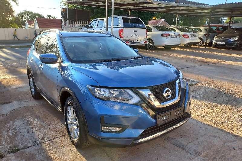 Used 2018 Nissan X-Trail 2.5 4x4 LE CVT
