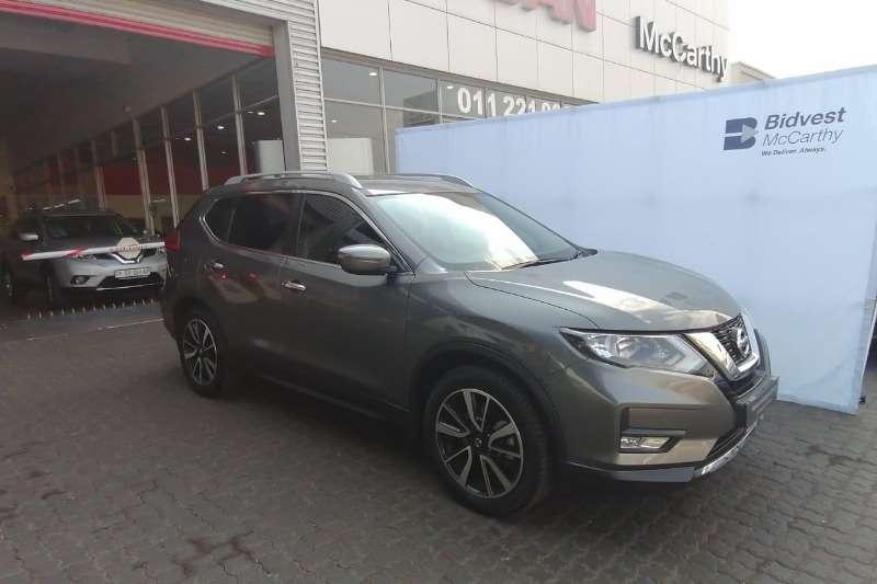 Nissan X-Trail 2.5 4x4 LE CVT 2019