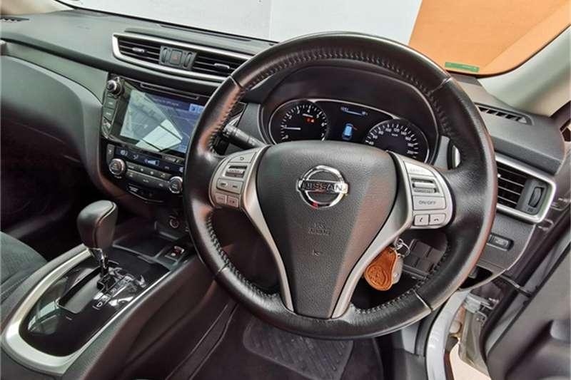 2014 Nissan X-Trail X-Trail 2.5 4x4 SE