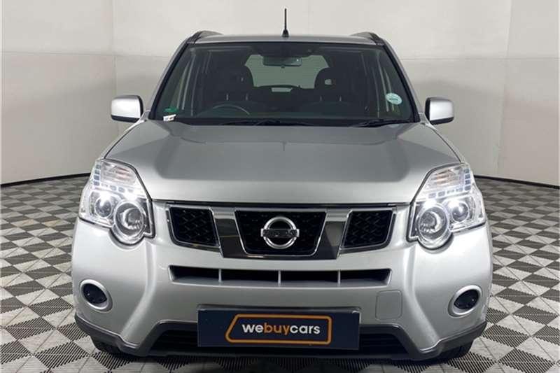 Used 2014 Nissan X-Trail 2.5 4x4 SE