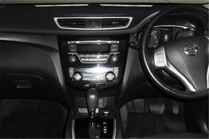 Nissan X-Trail 2.5 4x4 SE 2017