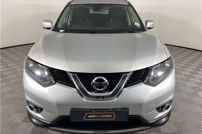 2017 Nissan X-Trail X-Trail 2.5 4x4 SE